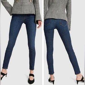 Mother The Looker Forever & A Day Skinny Jeans 26